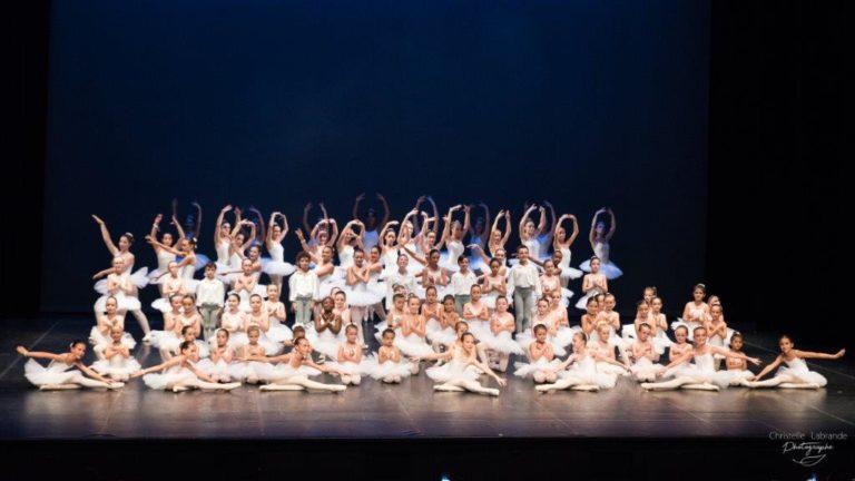 Nemausa danse gala de fin d'année