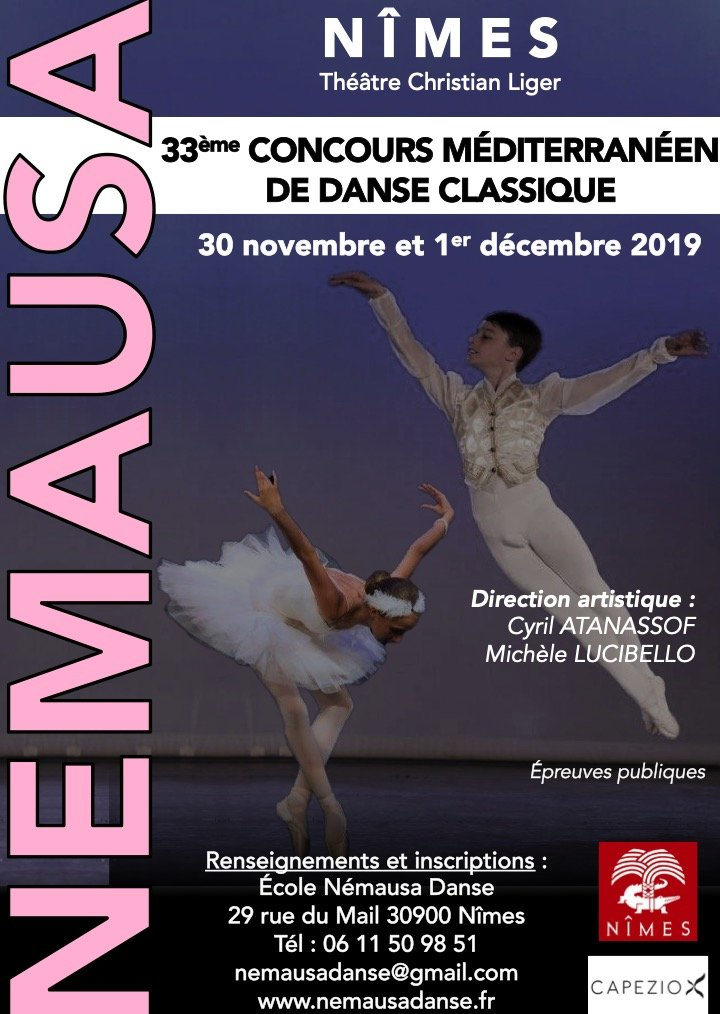 Flyer concours