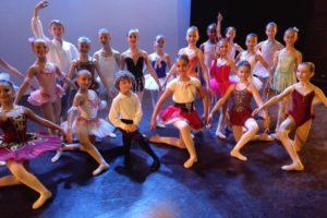 Palmarès du Concours de danse classique de Nîmes 2019