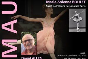 Stage de danse du 9 au 12 juillet 2020